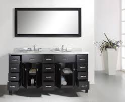 bathroom cool bathroom decoration with black bathroom vanity