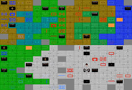 legend of zelda map with cheats the dungeons of legend of zelda they all fit shocking