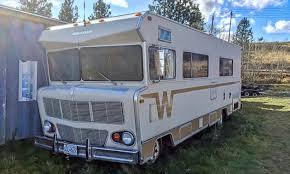 i spy u0027d a vintage motorhome u2014classic 1970 u0027s winnebago chieftain