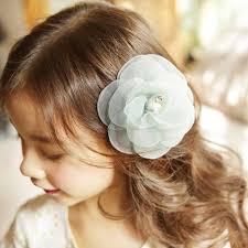 Flower Clips For Hair - online get cheap tulle flower hair clip aliexpress com alibaba