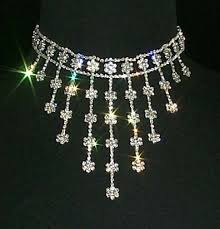 silver necklace with diamonds images Diamond necklace set heere ke haar ka set ranujee jewellers jpg