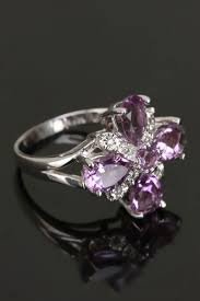 18ct white gold diamond amethyst 617 best high purple jewellery images on pinterest jewelry