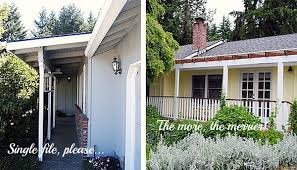 Cottage Curb Appeal - how to add cottage curb appeal