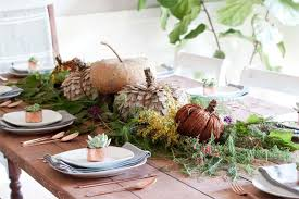 fall table decorations farmhouse style my fall table decor southern revivals