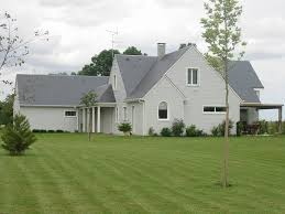 maison en bois style americaine une maison à ossature bois