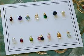 children s birthstone necklace 90th birthday gift for 9th anniversary gift for