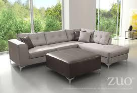 zuo modern providence sofa memphis ottoman carbon by zuo modern