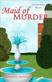 Cvr Pharmacy Maid Of Murder Amanda Flower