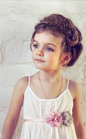 updo hairstyles 50 plus 9 best coiffure enfant images on pinterest children hair