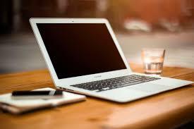 ordinateur portable ou de bureau image libre ordinateur portable technologie ordinateur portable