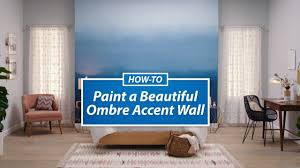 How To Paint An Accent Wall by Ask Sw How To Paint An Ombre Accent Wall Sherwin Williams