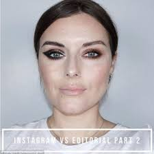 Becoming A Makeup Artist Youtube Vloggers Help Beauty Writer With The U0027instagram Make Up