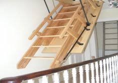 lovely fold up stairs image of folding stairs for loft home design