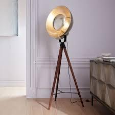 three leg floor lamps polyvore