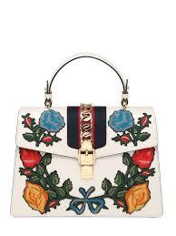 Meme Bag - gucci bags cheap gucci medium sylvie floral leather bag white