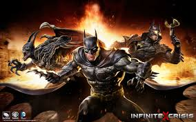 infinite crisis wallpapers and backgrounds