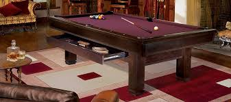8ft brunswick pool table bridgeport billiards tables