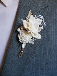 where can i buy a corsage and boutonniere for prom boutonniere sola flowers rustic country winter woodland