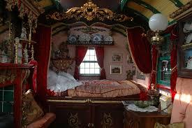 Vardo Interior Inside The Vardo Ian Townsend Flickr