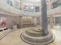 Modern Lobby by Two Tequesta Point Is Getting A Modern New Lobby
