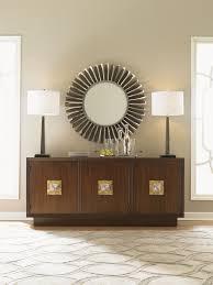 mirage lamour buffet lexington home brands antique mirrors