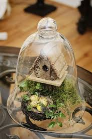 Victorian Easter Decorations Ideas by Best 25 Cloche Decor Ideas On Pinterest Glass Dome Display