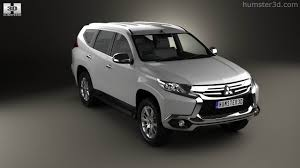 mitsubishi pajero 2016 360 view of mitsubishi pajero sport th 2016 3d model hum3d store