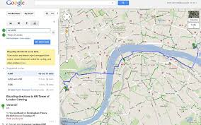 maps directions cycling directions now on maps telegraph