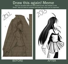 Draw It Again Meme Template - draw this again rpg maker forums