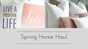 Zara Homesense TK Maxx Bargain Home Haul Spring Interior - Tk maxx home furniture