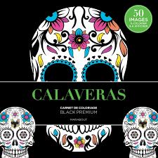 Amazonfr  Black Premium Calaveras  Collectif  Livres