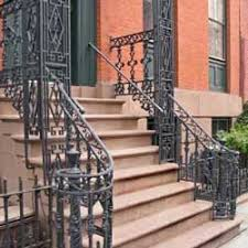 Iron Handrail For Stairs Front Porch Railings Options Designs And Installation Tips
