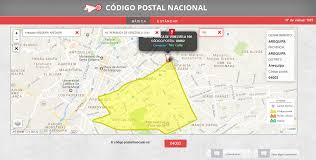 Uco Map Postal Codes In Peru Find Zip Codes For The Entire Country New