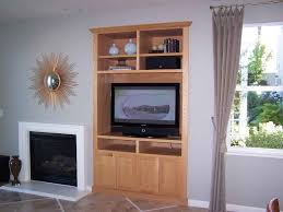 wall units amazing built in tv cabinet terrific built in tv