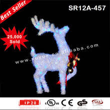 Indoor Reindeer Decorations For Christmas by Metal Reindeer Christmas Decorations Metal Reindeer Christmas