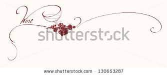 ornament grapes stock images royalty free images vectors