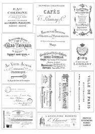 printable fabric tags diy french ephemera fabric labels and free printable