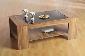 Black Gloss Glass Coffee Table Best 20 Of Black Wood And Glass Coffee Tables