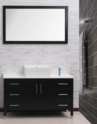 modern bathroom vanity ideas interesting modern bathroom vanity with black drawers photo