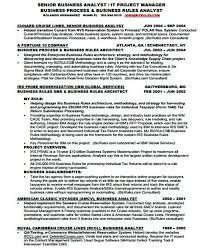 sample resume for senior business analyst sample business analyst resume 32 best resume example images on