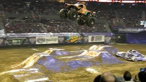 all monster jam trucks all trucks monster jam freestyle portland or 2015 youtube