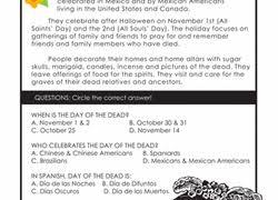 2nd grade halloween worksheets u0026 free printables education com
