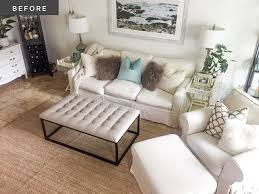 Z Gallerie Coffee Table by A Luxe Transformation For Less With Z Gallerie Rue