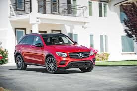 mercedes jeep 2016 red 2016 mercedes benz glc300 4matic first test review