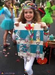 Kids Sally Halloween Costume Loom Costume