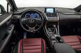 lexus nx 200t awd review 2015 lexus nx dashboard head unit 799 cars performance reviews