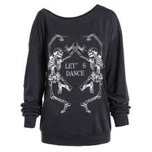 black skeleton sweatshirt reviews online shopping black skeleton