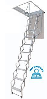 scale retrattili per soffitte scala retrattile su misura o fuori standard