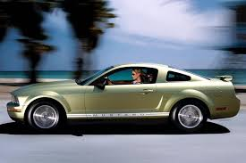 2005 ford mustang recalls 2005 ford mustang overview cars com