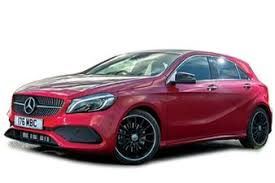 mercedes a class lease personal car leasing deals contract hire by car magazine
